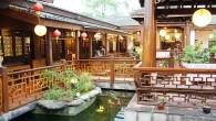 這可不是大陸唷,而是在嘉義的餐廳,東園軒。 有種小橋、流水、人家、迴廊的fu,快 […]