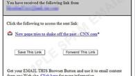 駭客冒用CNN名義,散發祝福教宗上任信件,意圖木馬屠城。趨勢科技(東京證券交易所 […]