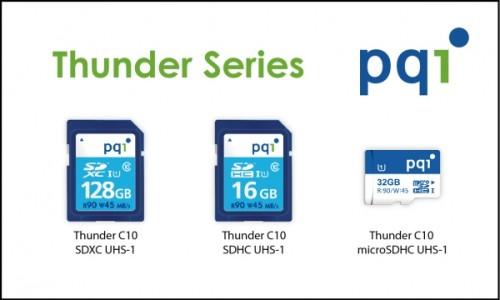 Thunder C10高效能記憶卡_產品圖