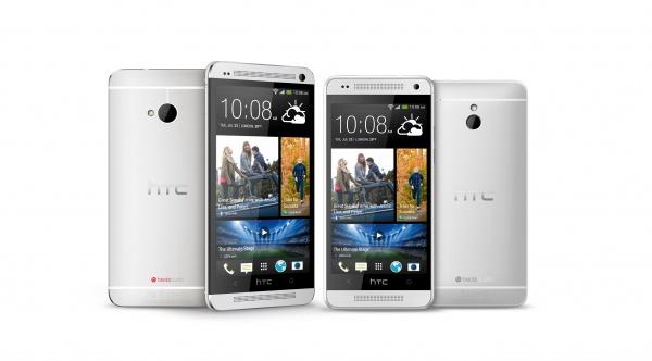 HTC One & HTC One min