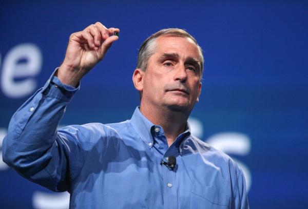 1_US IDF 2013_英特爾執行長Brian Krzanich公佈Intel Quark處理器系列