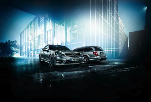 Mercedes-Benz C-Class copy