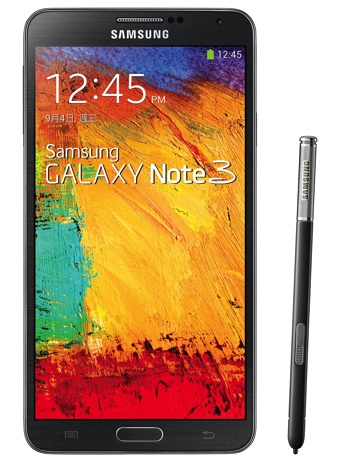 Samsung GALAXY Note  3-5