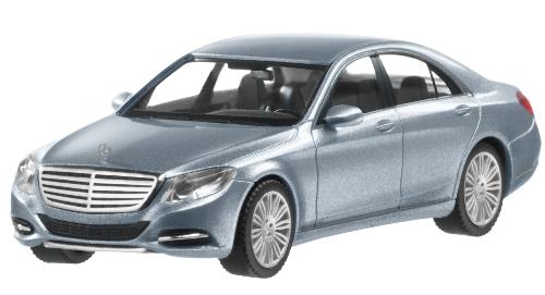 2013全新S-Class 1比87模型車