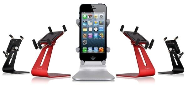 3 _ LUXA2 H1智慧型手機桌上支架 x 光泉甜點祭•千萬虛寶開盒送