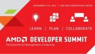 AMD 揭開 AMD 2013 開發者高峰會(APU13)序幕,並發表新款統一軟 […]