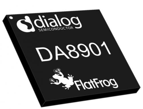 Dialog Semiconductor plc MTICTM DA8901