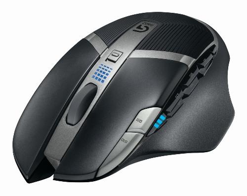 Logitech G602無線遊戲滑鼠_產品圖(1)