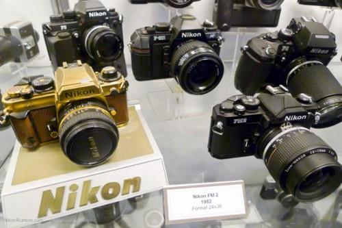 Nikon-classical-F-cameras