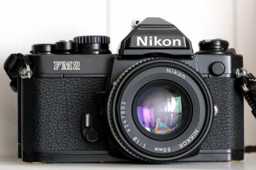 Nikon_FM2_black