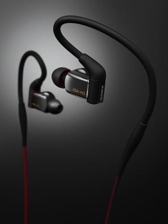 SONY XBA-H3 融合Sony最新平衡電樞驅動單體(BA)技術 創造豐沛音效和渾厚重低音 copy
