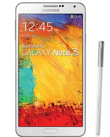 Samsung GALAXY Note 3-W