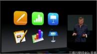 Apple 在這次新產品會中發表新操作界面 64 位元版的 iWork APP, […]