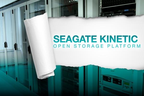 Seagate Kinetic Open Storage平台_1