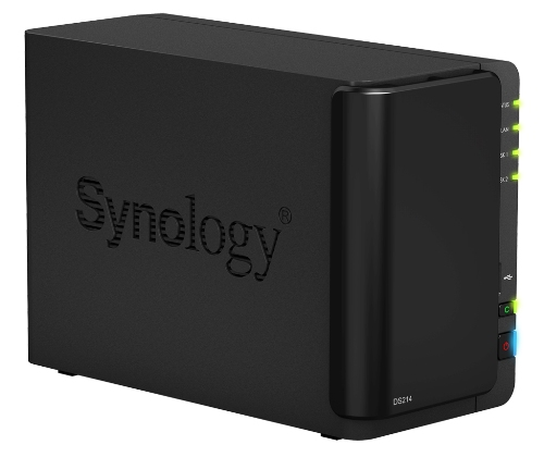 Synology® DiskStation DS214-4