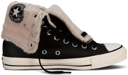 The Converse Chuck Taylor All Star Knee-Hi X-Hi(1134W170082) copy copy