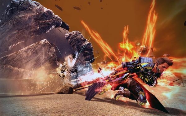 03 敵方的進擊越強,更會激起「赫克」啟動「狂暴化」技能,攻擊力大幅提升,其沸騰的殺氣只能用『狂』字來形容!