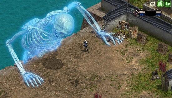 3-集結無數怨靈的全新BOSS「巨型骷髏」向玩家索命!