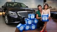 讓 Mercedes-Benz 自豪的,不僅是打造出讓全球驚嘆的頂級豪華車款,更 […]