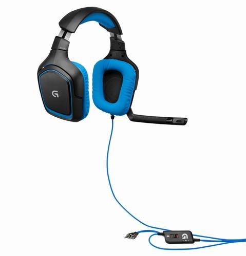 G430環繞音效遊戲耳機麥克風_產品圖