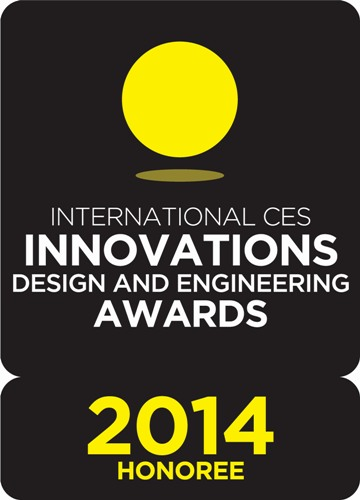 International CES Innovations 2014 Design and Engineering Awards Honorees