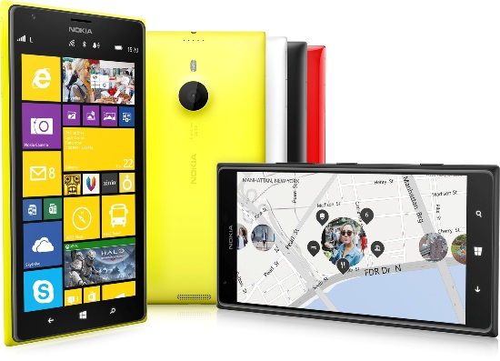 Nokia Lumia 1520  搭載Nokia Storyteller 地圖相簿 訴說我的精采故事