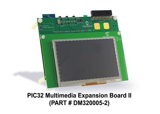 PIC32-Multimedia-Expansion-Board-II_Photo copy copy