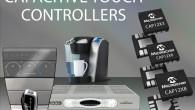 Microchip Technology 推出電容式觸控控制器系列 CAP12X […]