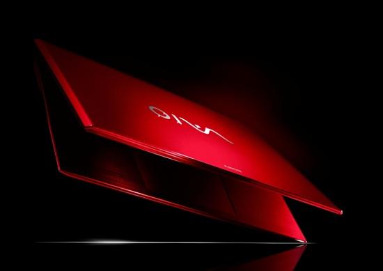 Sony 新聞圖片-Sony 今年特別推出新色VAIO  red edition限量版筆電,從裡到外帶來最頂級的視覺與操作體驗 (產品:Pro13, Pro11 red edition)
