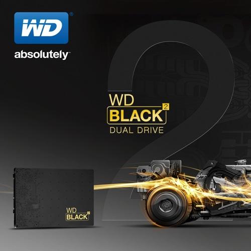 產品照片一 WD Black2
