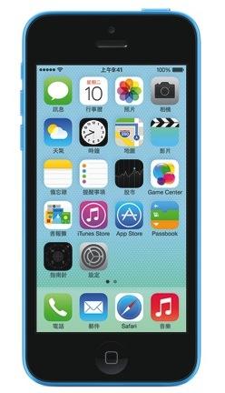 iPhone 5c 16GB售價18,900元起 copy