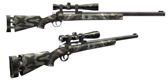 02-《CSO絕對武力》推出引起狙擊手圈中熱議話題的「獵戶座M24」