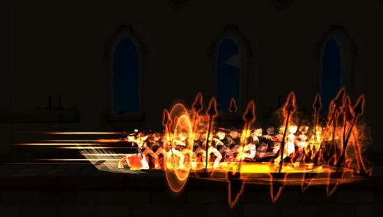 04 透過氣力製造的分身奪取敵人魂魄以恢復自身氣力的「羅剎4式:脫魂」
