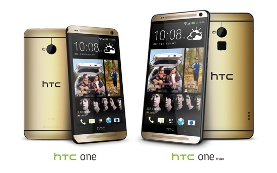 htc one & htc one max