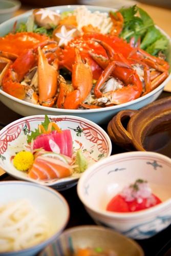 20131203鮮活螃蟹鍋