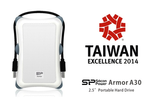 2014 TAIWAN EXCELLENCE - Armor A30 copy
