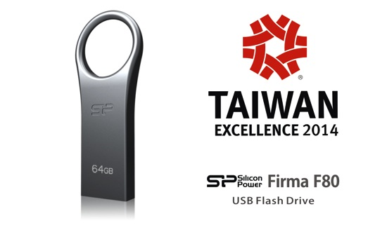 2014 TAIWAN EXCELLENCE - Firma F80 copy