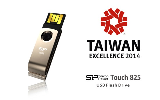 2014 TAIWAN EXCELLENCE - Touch 825 copy