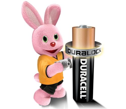 A圖一:全新Duralock金頂電池上市