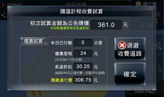 B2.安平古堡費用詳細說明
