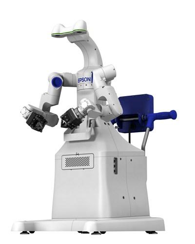 Epson自主性雙臂型機器人