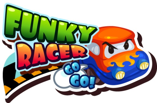 Funky Racer logo