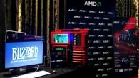AMD與Blizzard Entertainment Taiwan合作的「暴雪A […]