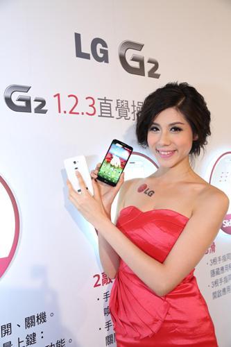 LG 機皇G2完美結合高規格硬體設備以及人性化設計