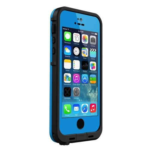 LifeProof推出iPhone 5s專屬frē保護殼(藍色) copy