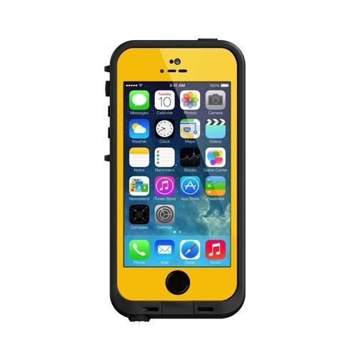 LifeProof推出iPhone 5s專屬frē保護殼(黃色) copy