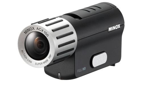 MINOX ACTION CAM 高畫質運動攝影機 - ACX100