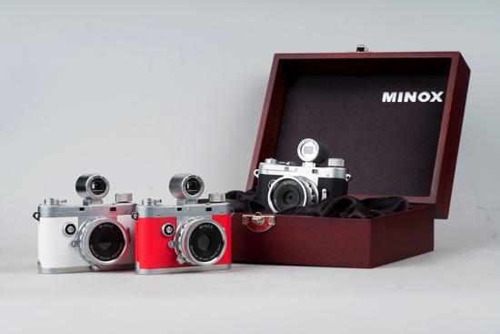 MINOX DCC14.0古典數位相機精裝木盒版