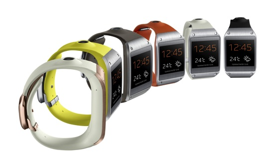 Samsung GALAXY Gear copy