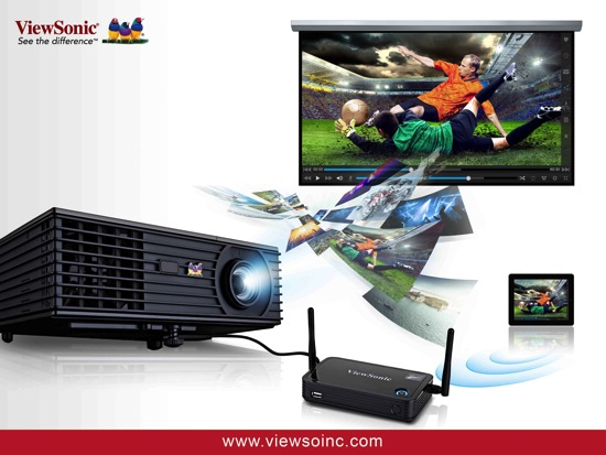 ViewSonic  PJD7820HD ViewSync WPG-370